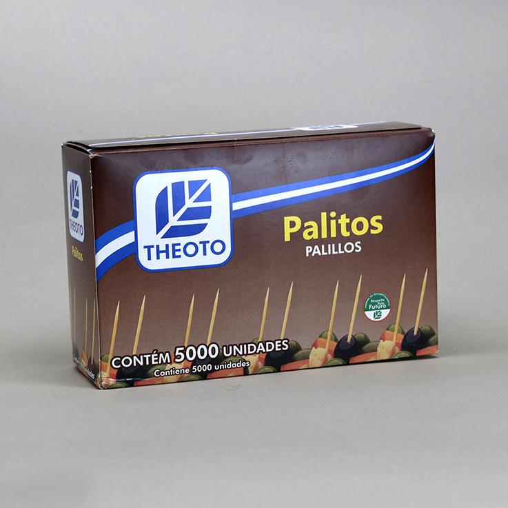 ESCARBADIENTES X5.000 THEOTO -162030-