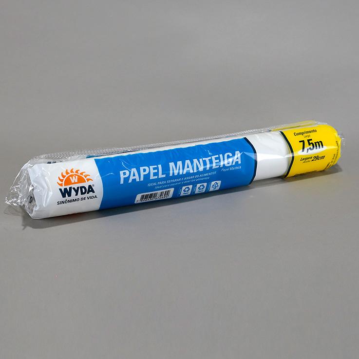 PAPEL MANTECA 30X7,5-PM- X UNID.